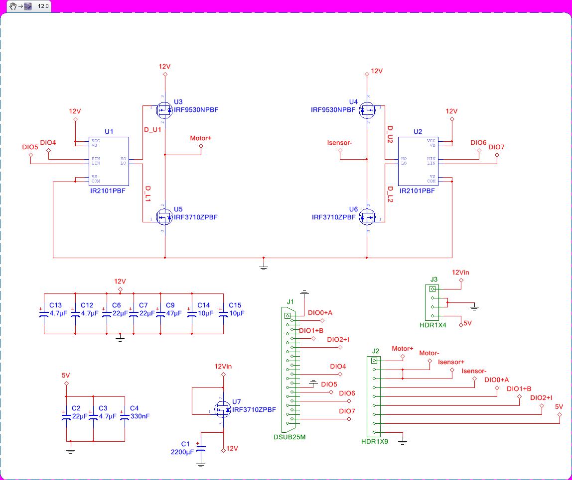 Control Circuit Design